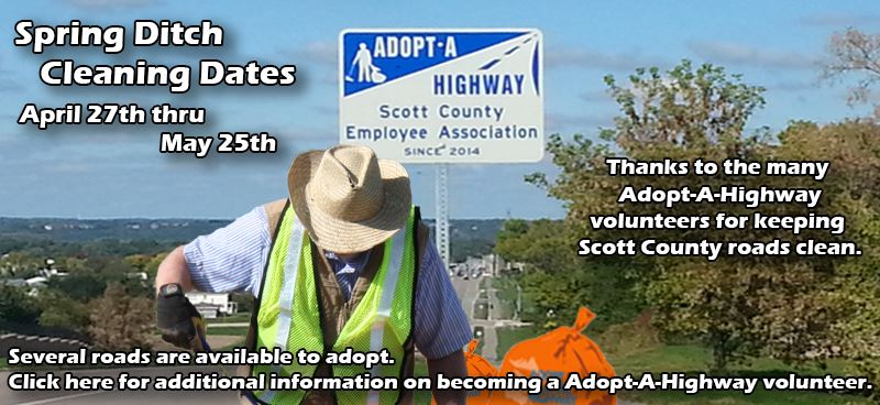 Adopt a Highway Spring