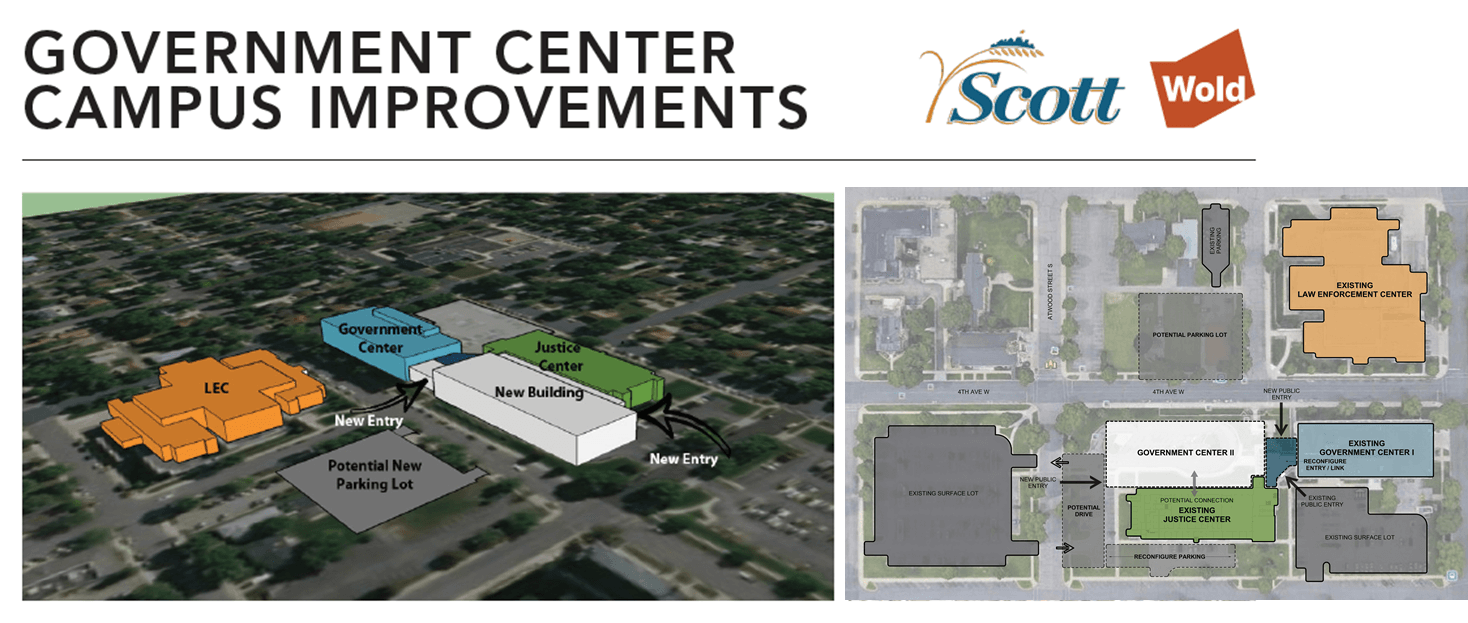 Government Center Campus Improvements new