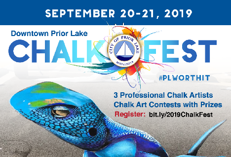 chalk fest prior lake