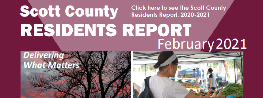 Residents Report 2021
