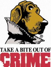 Crime Alert Dog - Take a Bite Out of Crime