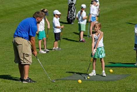 Three Rivers golf camp