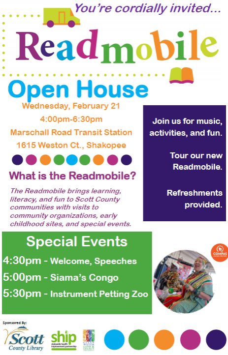 Readmobile Open House