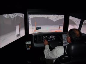Driving Simulator with Rob