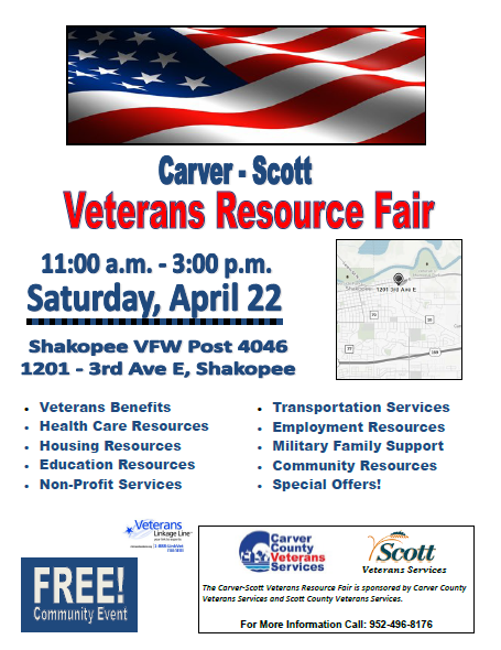 Veterans Resource Fair 2017